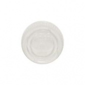 Solo - Lid, Clear Plastic Souffle Portion Cup Lip, Fits 2.5 and 3.5 oz