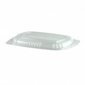 Anchor MicroRaves Dome Lid, Fits M700Series Containers, Clear PP Plastic