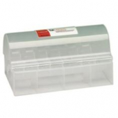 "Labelocker Plastic Label Dispensers: Fits 7 Days of the .75"" Roll Size"