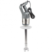 Robot Coupe - Turbo Power Mixer, Commercial 6x34.75x7.38 Stainless Steel Shaft and Blades, Single Sp