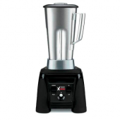 Waring - Blender, X-Prep Hi-Power Variable-Speed with 64 oz Stainless Steel Container, 8.5x18x8.25