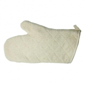 "Winco - Oven Mitt, 13"" Terry with Silicone Lining, Heat-Resistant up to 600 degrees F"