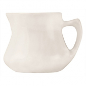 World Tableware - Creamer, 4.5 oz Ultra Bright White Porcelain