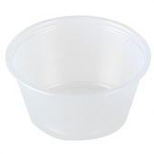 Fabri-Kal - Portion Cup, 4 oz Plastic