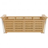 Winco - Cutlery Dishwasher Basket, 8 Compartment, 17x8x6