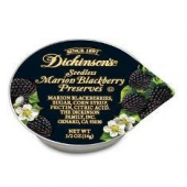 Dickinson's - Seedless Blackberry Preserves (in Aluminum Container), .5 oz