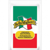 Bella Migliore - Crushed Red Pepper Packets, 500/1 g