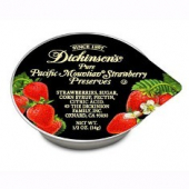 Dickinson's - Strawberry Preserves (in Aluminum Container), .5 oz