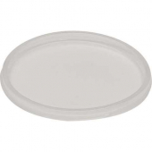 Fabri-Kal - Deli Container Lid, Fits 12-32 oz Containers, Clear PP Plastic