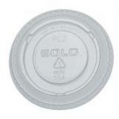 Dart - Lid, Clear Plastic Souffle Portion Cup Lip, Fits 1.5 to 2.5 oz