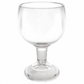 Schooner, 24 oz Clear Polycarbonate