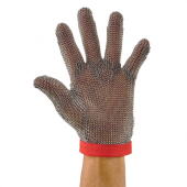 Winco - Glove with Stainless Steel Protective Mesh, Medium