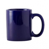 Tuxton - DuraTux C-Handle Mug, 12 oz Cobalt (Blue)