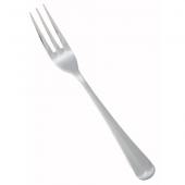Winco - Lafayette Salad Fork, Heavyweight Satin Finish, 18/0 Stainless Steel