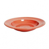 Tuxton - Concentrix Soup Bowl, 12 oz Cinnebar (Orange)