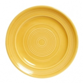 "Tuxton - Concentrix Dinner Plate, 7.5"" Saffron (Yellow)"
