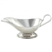 Winco - Gravy Boat, 3 oz Stainless Steel