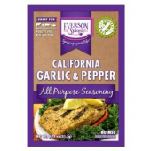 California Garlic & Pepper Seasoning
