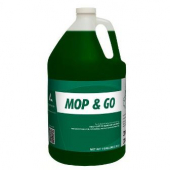 Advantage Chemical - Floor Cleaner, Enzyme Based, 'Mop & Go'