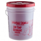 Advantage Chemical - Dish Washing Machine Detergent, Low Temperature (Red/'LTD Power')
