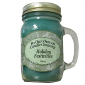 Our Own Candle Company - Holiday Festivities Mason Jar Candle