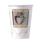 Dixie Perfect Touch Hot Cup, 12 oz Coffee Cup