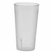 Winco - Pebbled Tumbler, 16 oz Clear