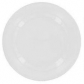"World Tableware - Ultima Princess Plate, 7"" Cream White Stoneware"