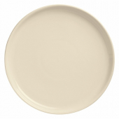 World Tableware - Pizza Platter with Deep Rim, 11.375 Cream White