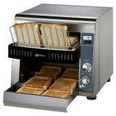 Star - Compact Conveyer Toaster, 15.63x13.25x18.88 Stainless Steel