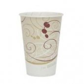 "Solo - Cup, 7 oz ""Symphony"" Paper Cold Water/Refill Cup"