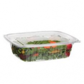 Eco-Products - Deli Container with Lid, Rectangular 24 oz