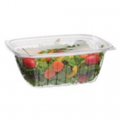 Eco-Products - Deli Container with Lid, Rectangular 32 oz