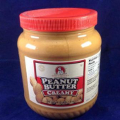 Chef's Quality - Peanut Butter, Creamy, 6/4 Lb