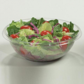 Sabert - Bowl, 18 oz Round Clear PET Plastic