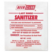 Beer/Clean - Last Rinse Sanitizer