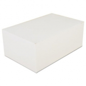 Southern Champion Tray - Tuck Top Box, 7x4.5x2.75 White