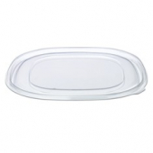 Fresh 'n Clear Catering Lid, Fits 80-160 oz Bowl, Clear PET Plastic
