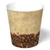 Paper Hot Cup, 10 oz, Tuscany Design