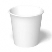 Paper Hot Cup, 4 oz, White