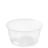 Amhil - Portion Cup, .75 oz, Translucent Plastic