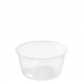 Amhil - Portion Cup, 2 oz, Translucent Plastic