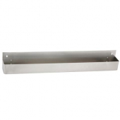 "Winco - Speed Rail, Single, 42"" Stainless Steel"