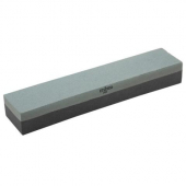Winco - Sharpening Stone, Combination with Fine and Medium Grain, 12x2.5x1.5