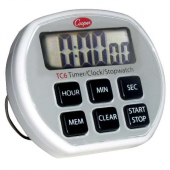 Timer, 24 Hour with Clock Stopwatch