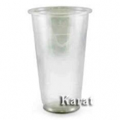 Karat - Plastic Cold Cup, 24 oz Clear