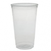 Solo - Cup, 32 oz Clear Plastic Cold Cup