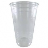 Karat - Plastic Cold Cup, 32 oz Clear