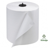 "Tork Advanced Hand Roll Towel, 1-Ply White, 7.7"" Width, 700' Length"