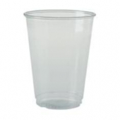 Solo - Cup, 10 oz Clear Plastic Cold Cup